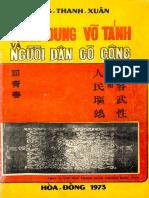 (1973) Chân Dung Võ Tánh - Đặng Thanh Xuân