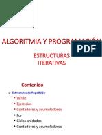 Estructuras Iterativas