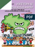 Cartilha Da Previdencia APEOESP
