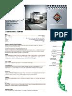 International-9200i 6X4 Ism 410hp Tracto Camion 18v 46Ktz