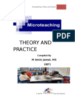 Microteaching Theory and Practice-Final Version