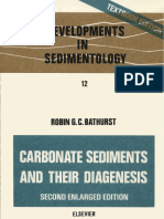 Carbonate Sediments and Their Diagenesis (Bathurst. 1975)