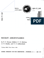 [N.F. Krasnov] Rocket Aerodynamics(Bookos.org)
