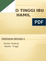 IBU HAMIL RESIKO TINGGI.ppt