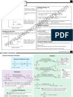 Sample Chemistry Summaries And Worked Solutions