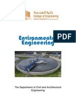 Environmental Engineering Lab. Manual