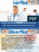 HospitalSoftwareShop - Hospital Software