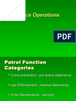 Lecture 6 Police Operations (1)