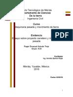 Proyecto Carretero