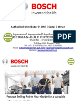 Bosch Product Portfolio 2017 - German Gulf Enterprises Ltd