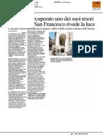 Urbino ha recuperato uno dei suoi tesori