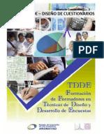 Manual de Diseño de Cuestionarios 1 Tdde (1)