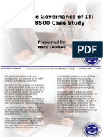ISO Case Study