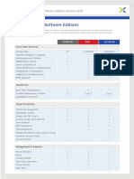 Software Editions Solution Brief