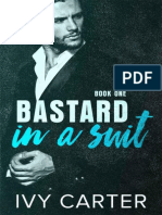 Bastard in a Suit (Book One) - Ivy Carter