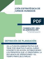 1.4 Planeacion Estrategica de Recursos Humanos