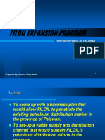 FILOIL Expansion Program 4