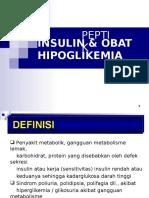 Insulin & Hipoglikemia