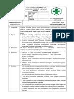SOP Evaluasi Dan Perbaikan Perilaku Pemberi Layanan Klinis