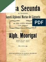 Missa Secunda (Moortgat)