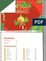 Super Safari 1 Teacher s Book