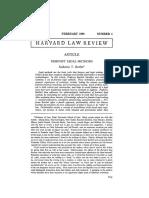 Feminist Legal Methods BARTLETT