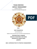 Tugas Strategic Management Deri Eks 39 a Bab i
