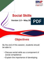 SMSVCCU S6.Social Skills