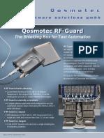 RF-Guard Brochure 2012