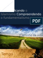Islamismo x Fundamentalismo