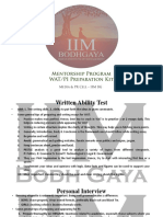 IIM BG WAT-PI Kit