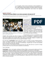 Atividade Avaliativa - Entrevista Carta Capital