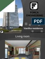 Vanitha Residence - Forca