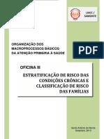 Oficina 3 EstratificacaoRisco CondCr e ClassifRisco Familias