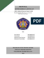 Proposal PKL PT.iksg Baru1