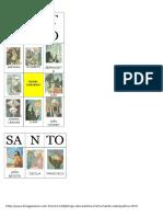 Bingo Dos Santos - Português word