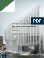 Dynamics Facade Systems