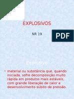 Explosivos Parte 3 NR19