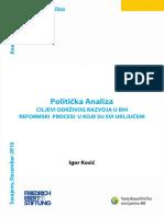 Ciljevi održivog razvoja u BiH