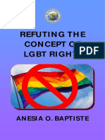 Refuting LGBT Rights