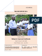 CIDAR Bike Report Phase 2 June 2016