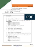 Protocolo 002 - Prueba FAT Tablero