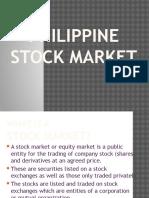 Philippine Stock Market - Fraily Naz