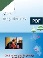 De Mos Nicolae