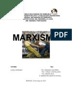 Work de Marxismo