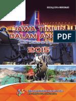 Jawa Timur Dalam Angka 2015