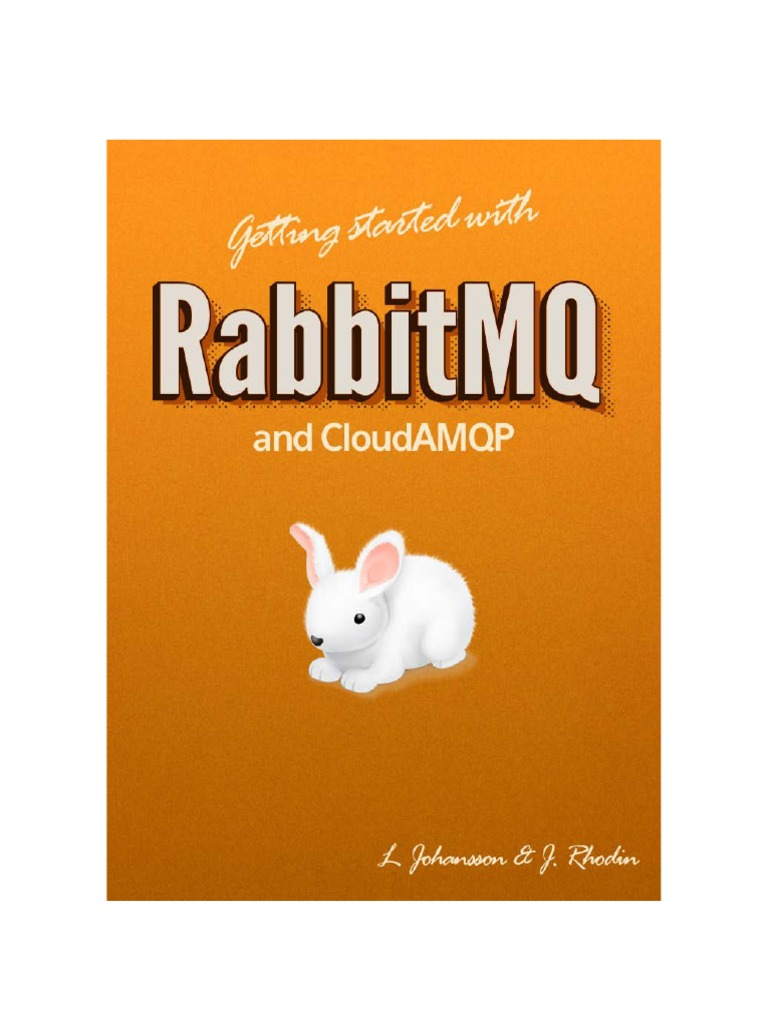 Everyone for in messaging pdf distributed action rabbitmq