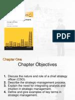 Chapter 1- Strategic Management Essentials