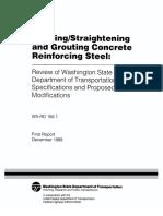 American - Washington - Guide for Bending Straightening