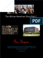 The African American Story Part 1